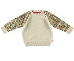 Victoria Peak Knit Jumper / Whisper