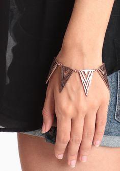 Throwing Daggers Bracelet