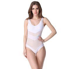 MEXI Stylish Sexy Women Mesh One-Piece Bikini Set Swimwear Swimsuit Beachwear L White Mexi http://www.amazon.com/dp/B00XNCVLHS/ref=cm_sw_r_pi_dp_YWyZvb1CN00H6