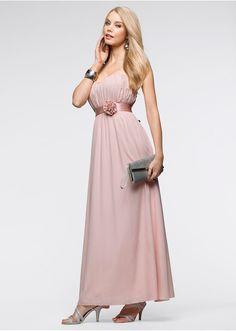 Maxi ruha BODYFLIRT márkás maxi ruha • 11999.0 Ft • Bon prix Formal Dresses For Weddings, Long Wedding Dresses, Bridesmaid Dresses, Dress Wedding, Stylish Dresses, Stylish Outfits, Soft Pink Dress, Indigo, Formal Wear Women