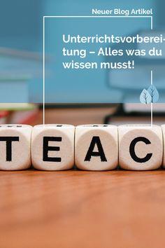 Unterrichtsvorbereit ist gerade am Anfang eine Herausforderung. Erfahre alles, was du über die Unterrichtsvorbereitung wissen musst.  👉 MEHR IN UNSEREM BLOGARTIKEL!  #unterrichtsvorbereitung #unterrichtsplanung #unterrichtsorganisation Apple, Instructional Planning, Teacher Planner, Knowledge, School, Studying, Tips, Apple Fruit, Apples