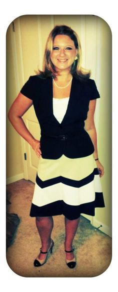 Job Interview Outfit Idea. The Limited short sleeve jacket $63.00 from black selection . Skirt $30.00 and tank top $30.00 also from The Limited. Shoes from TJ Max $40.00. Classic Pearls. Earrings from Level X $4.00. $170.00