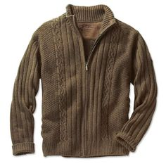 Just found this Full-Zip Sweater - Rascher Full-Zip Sweater -- Orvis on Orvis.com! This is the one that I want. For sure my favorite one.