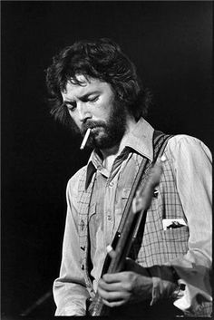 Eric Clapton, 1976 Eric Clapton Blues, Cream Eric Clapton, Eric Clapton Guitar, Tears In Heaven, The Artist Prince, The Yardbirds, Music Aesthetic, Rock Legends, Paul Mccartney