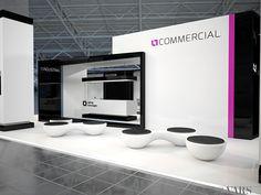 Exhibition Booth Design, Showroom, Bathtub, Behance, Kitchen Appliances, Technology, Lighting, Home, Standing Bath
