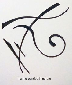 """Sigil Athenaeum - Could you do a sigil for """"my past does not bother..."""