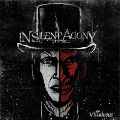 In Silent Agony – Villainous – EP Review Ohhh I can never quite remember…is this Black Metal…Dark Industrial…Goth…where does the music of In Silent Agony fall into genre-wise? To go further with that thought…what point would there be to putting a beast in any kind of box? However you want to categorize the music of In Silent Agony isn't likely going to help you contain the untamed, wild & straight-up demonic sound of the songs you'll hear on the new Villainous EP…it's just another…