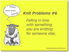 Knit Problems ;)