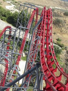 X2 (Six Flags Magic Mountain) This is the Best Roller Coaster Ive ever ridden. And I know my coasters
