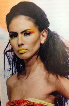 Summer Collection para Taiff comandado por Cesar Augusto, cabelo Cesar Augusto, make Jaquelin Gelsi Revista Cabelos& cia