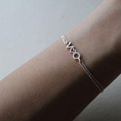 Wear your Love ♥ Bracelet by ATELIER Gaby Marcos