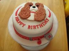 cavalier king charles spaniel cakes - Google Search