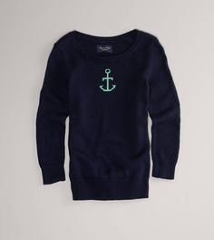 sweater+anchor=perfection