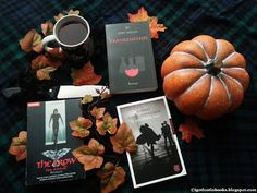 I got lost in books: Halloween Book Recommendation