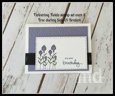 Flowering Fields Sale-A-Bration set