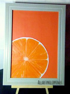Check out this item in my Etsy shop https://www.etsy.com/listing/540309291/wall-art-room-decor-orange-framed
