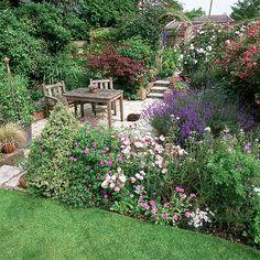 Um jardim para cuidar: Arbustos floridos para a primavera..