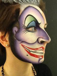 Trabajos realizados durante el Máster en la Escuela de Maquillaje Colors Up.