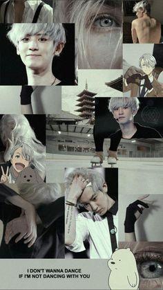 Park Chanyeol Exo, Baekhyun, Exo Wallpaper Hd, Kris Exo, Exo Lockscreen, Exo Do, Exo Memes, Bts And Exo, Chanbaek