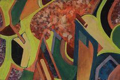 KORZH Taras, ISLA, 2014, oil on canvas, 40 x 60