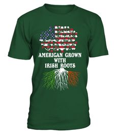 IRISH ROOTS   => Check out this shirt by clicking the image, have fun :) Please tag, repin & share with your friends who would love it. #irish #Patrick'sDay #hoodie #ideas #image #photo #shirt #tshirt #sweatshirt #tee #gift #perfectgift #birthday #Christmas