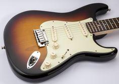 Fender Stratocaster Deluxe Sunburst