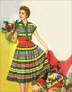 1954 dress