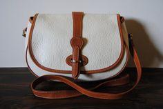 Leather Bonavi Hobo Bag by hunterdear on Etsy, $38.00