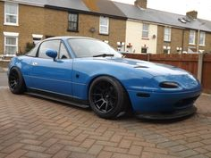 Page 1 of 6 - Mx5 1.8 Turbo Build. - posted in Members Rides: Started off with a mariner blue 1990 mk1 mx5 1.6 n/a came on some rh cups n rokka coilovers. Bought it in 2012 with the decision to drift it on track. After the engine pretty much gave up after few months owning it. I decided to turn it onto a project car that ended up getting out of hand, spending a lot more than I thought I would have on such a old car. Spec List before Exterior Marnier Blue black hardtop uk spec...