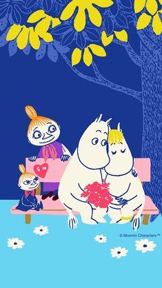 Moomin Wallpaper, Moomin Valley, Cartoon Photo, Tove Jansson, Little My, Troll, Minnesota, Snoopy, My Love