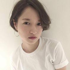 ショートヘアスタイル Cocoon