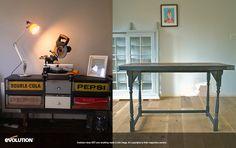 Building a Soda Sideboard, Upcycling Genius