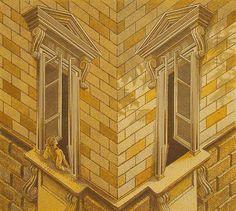 Galería de ilusiones ópticas que juegan con tu mente