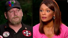 cool KKK leader calls reporter the N-word during interview