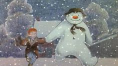 The Snowman. One of my most favorite and memorable Christmas movies of all time.