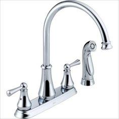 Delta High Rise Kitchen Faucet