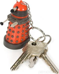Doctor Who Dalek Mini LED Flashlight $11