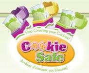 Cookie Safe Baby Snack Holder