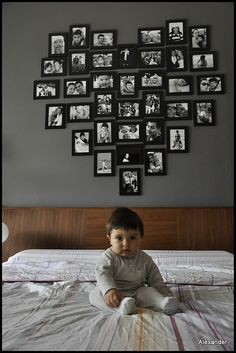 Another great idea for displaying pictures