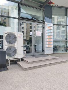 #ZUBADAN, noua tehnologie Mitsubishi Electric cu injectierapidă. Echipat pentru capacități mari de încălzire acest nou membru al familiei #MitsubishiElectric asigură confortul în mediile foarte reci cu ajutorul unei pompe de caldură ultra-performante.  O clădire de birouri care a ales să se bucure de un confort mai bun!  #TornHvacSolutions #StayCool #KeepWarm #Zubadan #MistubishiElectric #Pirelli  #pompadecaldura #aeraer #climatizare  #hvac