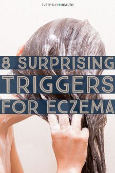 You may be surprised at what is triggering your #eczema.