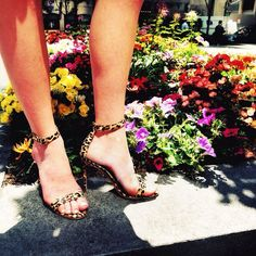 Leopard prints are made for #Shoesdays!