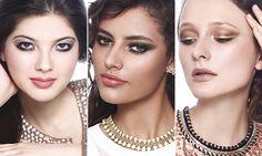Passo a passo de maquiagem: esfumado para cada tipo de olho - MdeMulher - Editora Abril