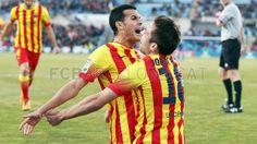 Pedro | Getafe 2-5 FC Barcelona | FOTO: MIGUEL RUIZ - FCB