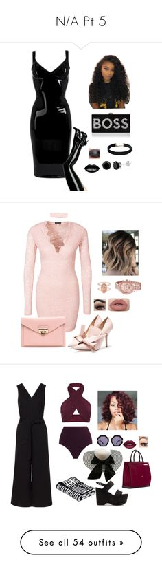 """""""N/A Pt 5"""" by terra-wendy on Polyvore featuring Coco de Mer, The Lip Bar, Milly, Kendra Scott, FELLA, Zimmermann, Yves Saint Laurent, Cambiaghi, Karen Walker and Lime Crime"""