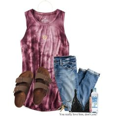 A fashion look from March 2016 featuring American Eagle Outfitters tops, J.Crew jeans and Monki bras. Browse and shop related looks.