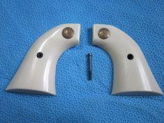 Hi-Standard Double Nine Revolver Grips #HighStandard