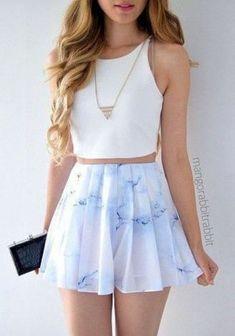 Top women's cute summer outfits ideas no 33