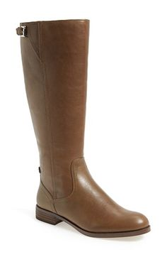 3c761a1dcb9 COACH  Mirriam  Leather Riding Boot (Women)