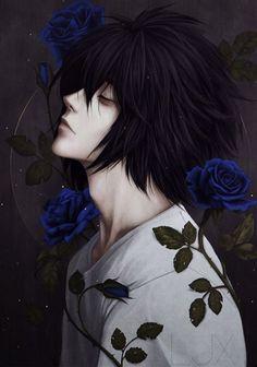 L Lawliet,ryuzaki,ryuga*Death note carackter Manga Anime, Fanarts Anime, Otaku Anime, Anime Art, Death Note デスノート, Death Note Fanart, Death Note Light, Death Note Cosplay, Anime Guys